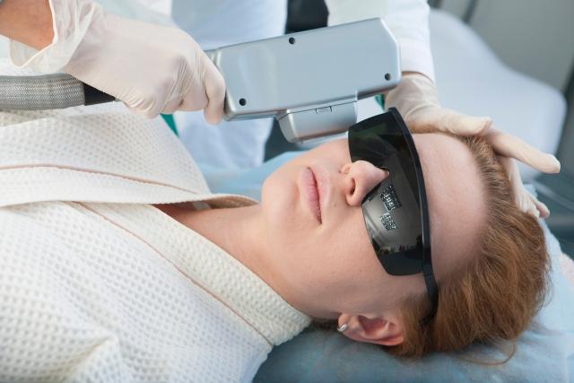 医療レーザー脱毛で起こりうる合併症などの注意点